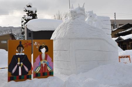 107 飯山雪祭り2011