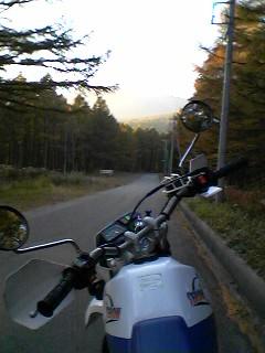 湯の丸高原 by bike